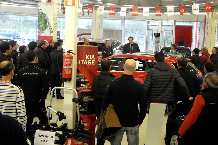 Estella Motor celebró una sesión informativa sobre postventa y vehículo eléctrico