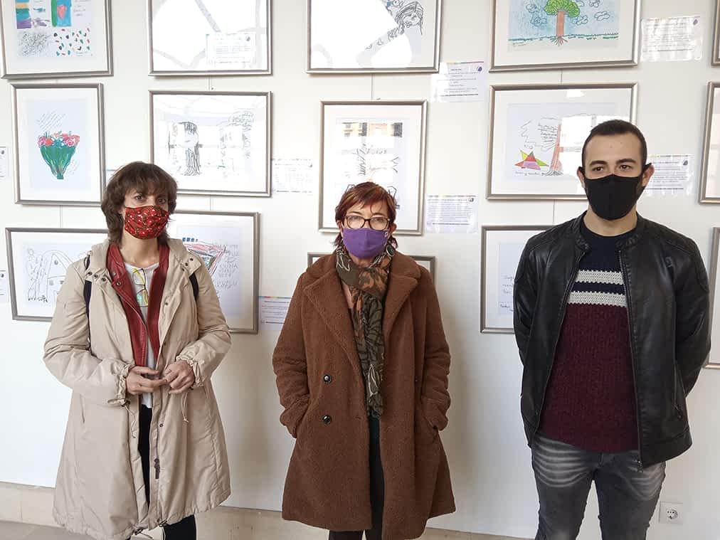 La exposición 'Crecer con miedo' abre la programación del 25 de noviembre