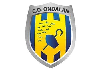 El C.D. Ondalán presentó a sus 165 jugadores