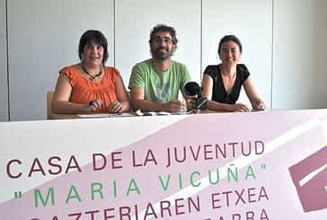 La participación en los cursos de la casa María Vicuña llegó a 204 personas