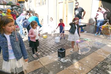 Los vecinos de San Miguel, fieles a sus fiestas