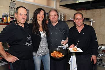 El Bar Restaurante Florida representó  a Estella en Sigüenza