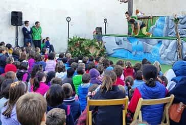 El teatro de 'Ecos de otoño' reunió a unas 4.000 personas