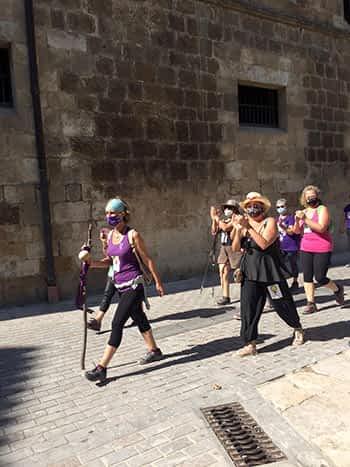 Por un Camino de Santiago amable, seguro y libre para las mujeres