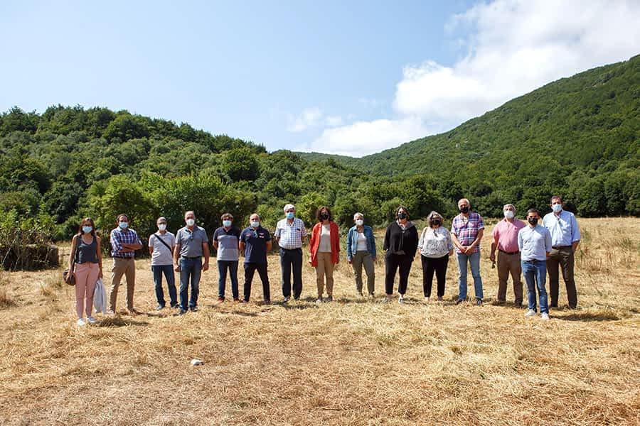 'Zunbeltz', un proyecto para impulsar el relevo en el sector ganadero