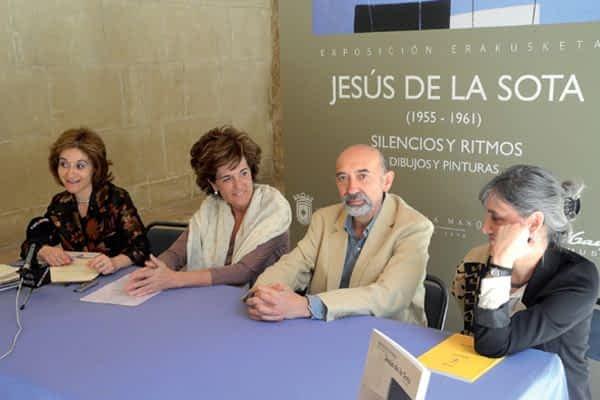 Nueva exposición, de Jesús de la Sota, en el Gustavo de Maeztu