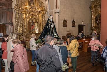 Exposición y visitas al Santo Sepulcro en Semana Santa