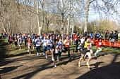 El Campeonato Navarro de Cross reúne a 450 participantes