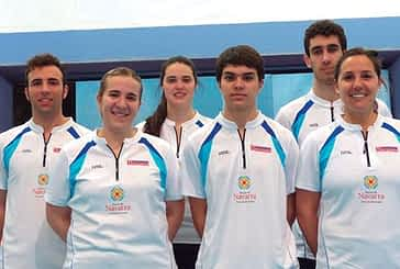 El Club Estella, quinto en la Liga Nacional de Primera