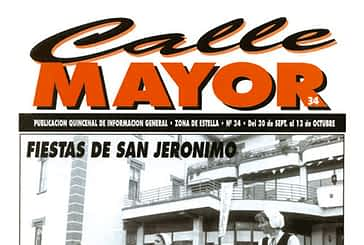 CALLE MAYOR 034 - FIESTAS DE SAN JERÓNIMO