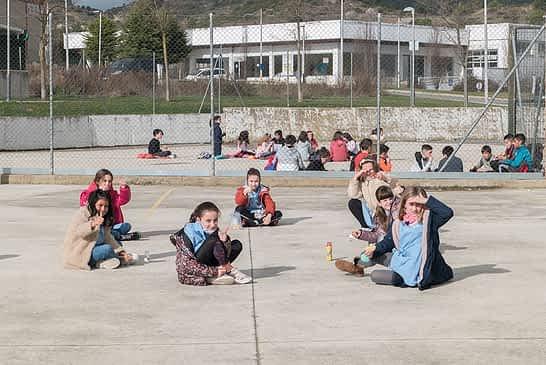 El curso escolar llega a su ecuador con cautela y optimismo