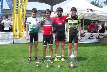 Pódium para Oteiza, Ayúcar, Izcue y Astarriaga en la sexta prueba del Open de Euskadi en Getxo