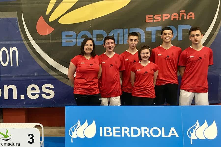 Ander Cubillas, bronce en el Nacional Sub-15