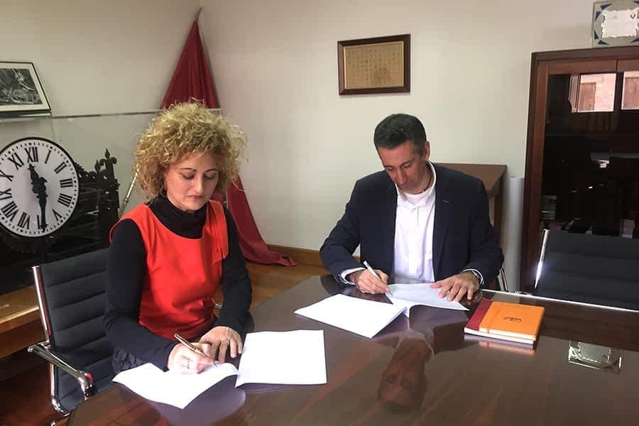 Laseme y Allo firman un acuerdo de colaboración