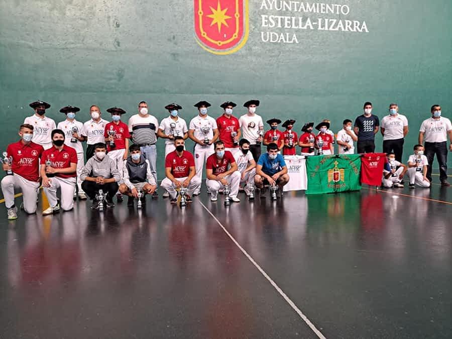 El Club San Miguel hace balance positivo del torneo de julio