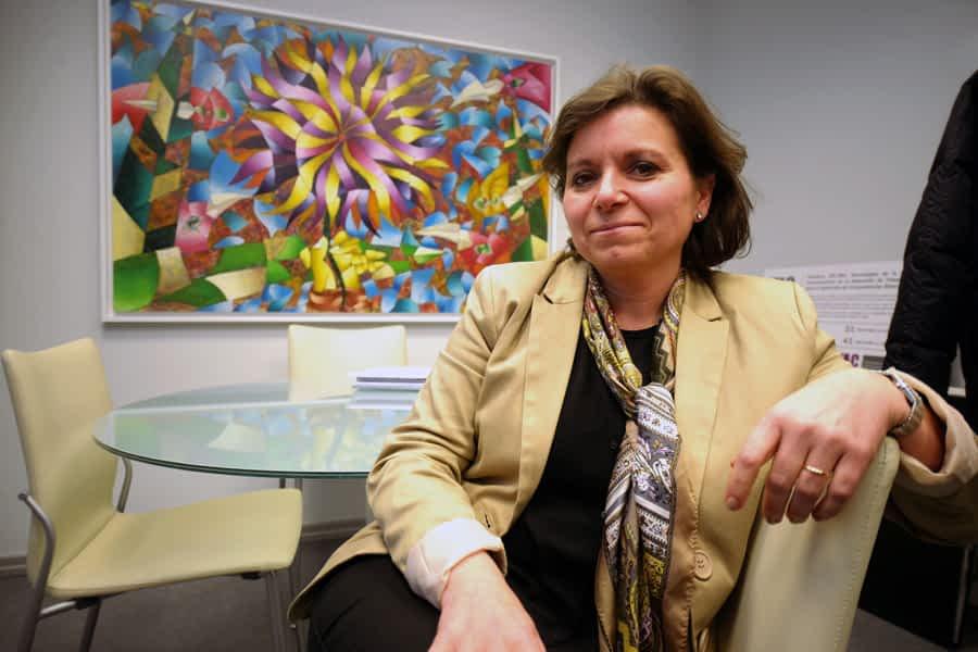 Primer plano: María Jesús López, doctora en Neurociencia y terapeuta