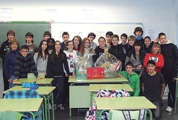 El IES Tierra Estella recauda 9.000 euros para proyectos solidarios