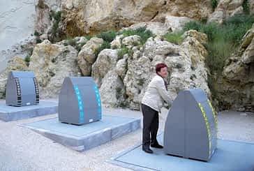 Empiezan a funcionar los contenedores soterrados  de San Miguel