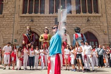 La Virgen del Puy  obsequió a Estella  con cuatro días  de fiesta