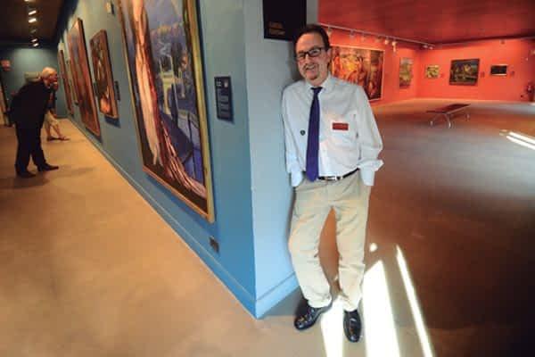 """Javier Izaguirre. """"Queremos compartir con la sociedad la riqueza del Museo"""""""