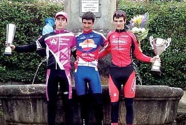 Diego López se proclama campeón navarro de Contrareloj Individual en categoría Júnior
