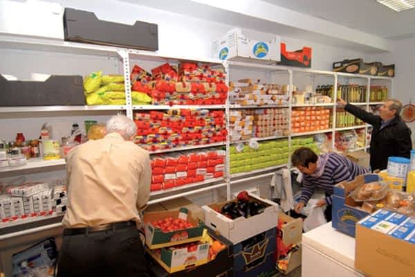 Entidades sociales de Estella perciben un aumento en la demanda de sus servicios