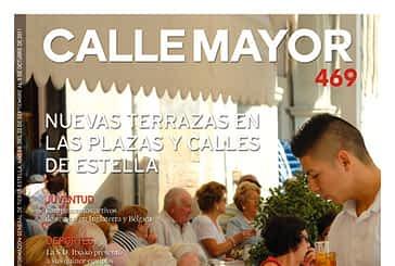 CALLE MAYOR 469 - NUEVAS TERRAZAS EN LAS PLAZAS Y CALLES DE ESTELLA