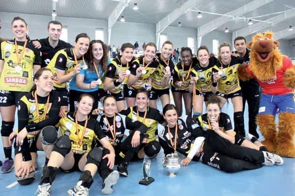 Asfi Itxako consigue su tercera Copa