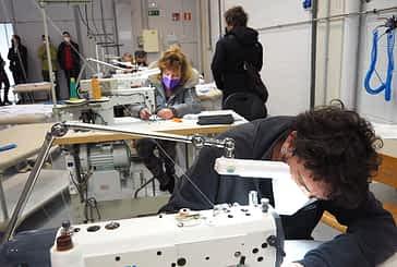 El vivero abre sus puertas a una iniciativa textil para personas con discapacidad