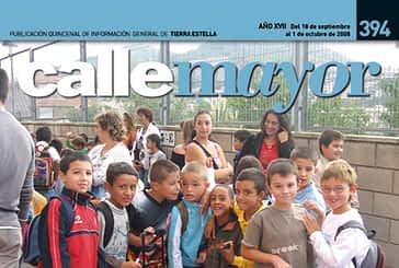 CALLE MAYOR 394 - SEPTIEMBRE, VUELTA AL COLE Y DESPEDIDA DE LAS FIESTAS