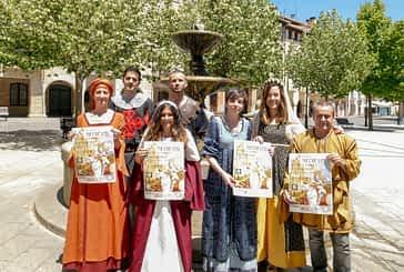 Estella volverá  al reinado de Teobaldo I en  la Semana Medieval