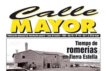 CALLE MAYOR 144 - TIEMPO DE ROMERÍAS EN TIERRA ESTELLA