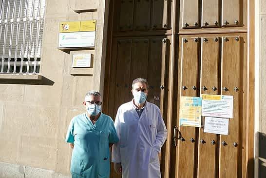 Profesionales sanitarios solicitan la ampliación del centro de salud