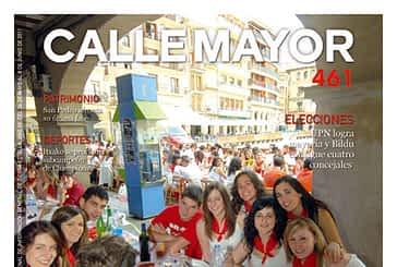 CALLE MAYOR 461 - ESTELLA VIVIÓ CON INTENSIDAD LAS FIESTAS DE LA VÍRGEN DEL PUY