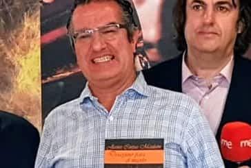 Javier Corpas Mauleón gana un premio por 'Rumbos de sangre'