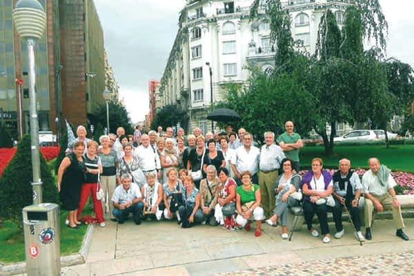 Actividades para los jubilados del valle de Guesálaz
