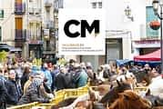 CALLE MAYOR 674 - LAS FERIAS DE SAN ANDRÉS ENVUELVEN A ESTELLA DE TRADICIÓN
