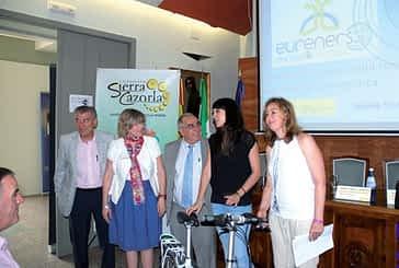 Alumnos de un colegio de Jaén ganan el  concurso de Eureners 3 'Y tú, ¿qué haces para ahorrar energía?'
