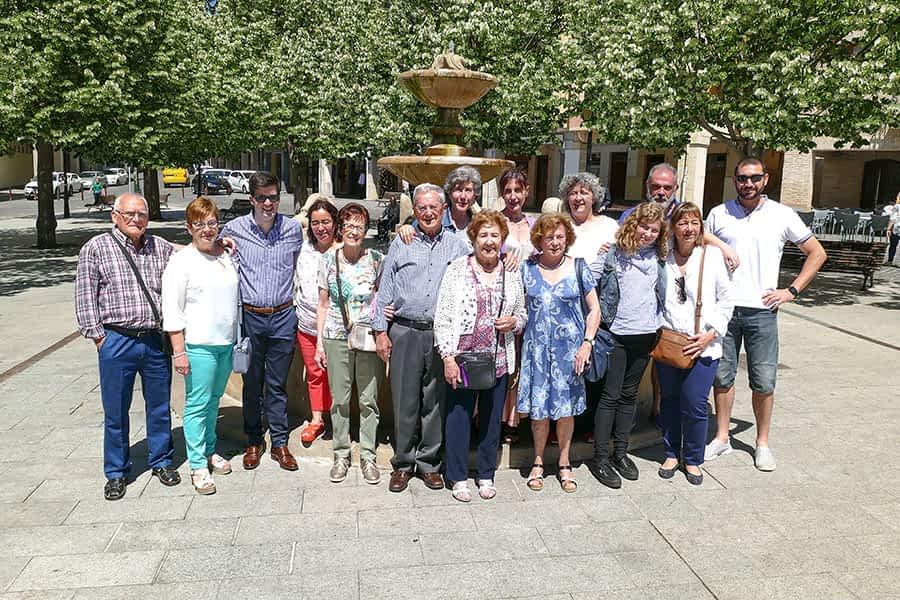 Lucía y Puy Odria Larrión recibieron el Premio Manuel Irujo más humano