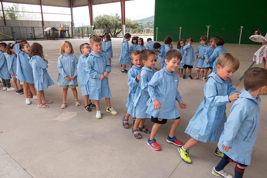 Pasos hacia la normalidad en el arranque del nuevo curso escolar