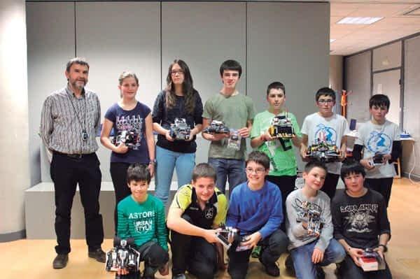 Los robots 'tomaron' la casa de la juventud
