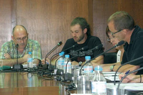 Rechazada una moción de Bildu sobre el proyecto de la línea de Alta Tensión