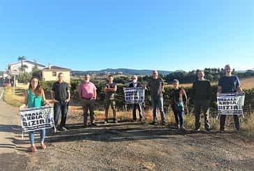 Lezaun, Guesálaz y Yerri presentan sus alegaciones contra el proyecto Aldane