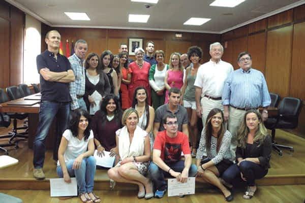 Quince jóvenes terminan su formación en la Escuela Taller de Turismo