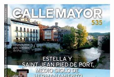 CALLE MAYOR 535 - ESTELLA Y SAINT JEAN PIED DE PORT, MEDIO SIGLO DE HERMANAMIENTO