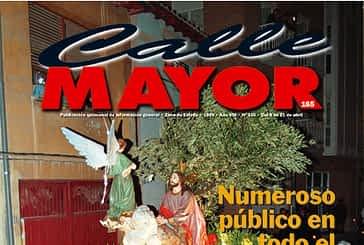 CALLE MAYOR 165 - NUMEROSO PÚBLICO EN TODO EL RECORRIDO DE LA PROCESIÓN
