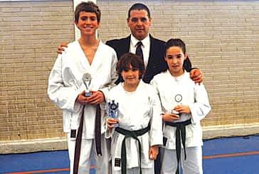 Éxitos de los karatekas del Gimnasio El Puy  en el IV Trofeo de Echavacoiz