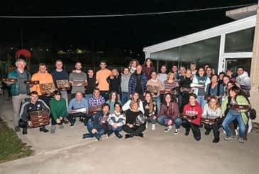 El Torneo de Navidad de Pádel contó con 112 deportistas