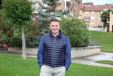 PRIMER PLANO - Leo Camaces Murillo, alcalde de Ayegui -
