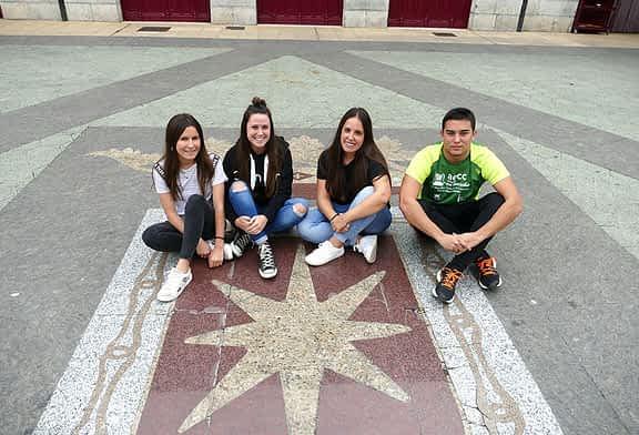 La quinta del 92 recupera el Día de la Juventud